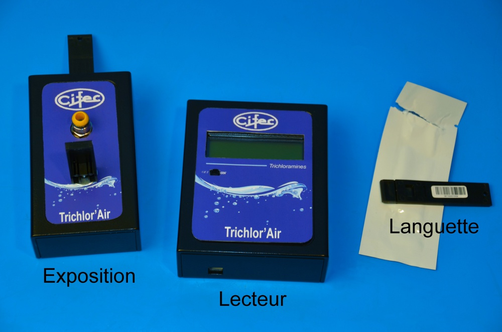 TRICHLOR'AIR Analyseur portable des trichloramines